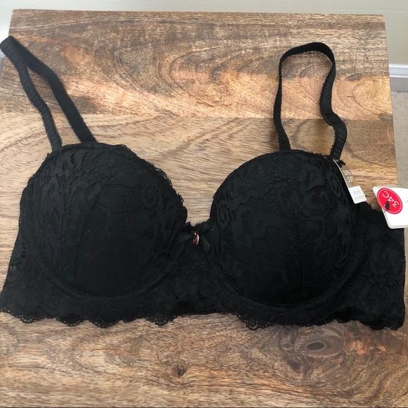 60c5a4182fdf marilyn monroe Intimates & Sleepwear   Black Lace Convertible 34c ...